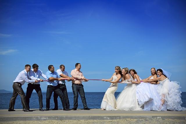 חתונה על הים