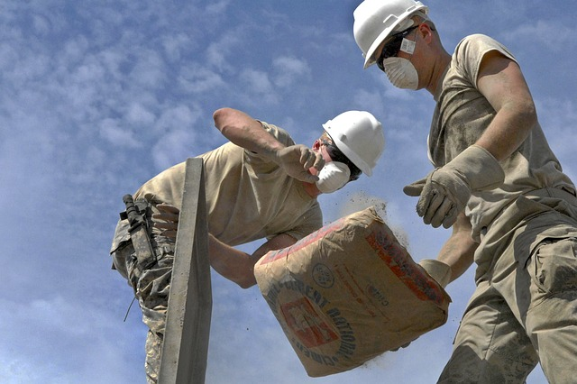 חומרי בנייה - המקצועיות היא בחומר עצמו