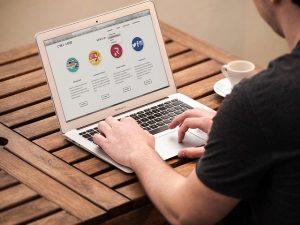 עיצוב אתרי אינטרנט