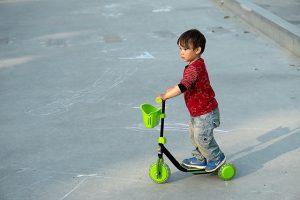 קורקינט 3 גלגלים לילדים